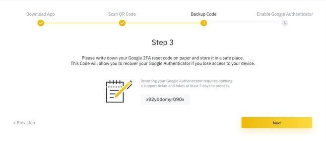 Setting up Google Authentication