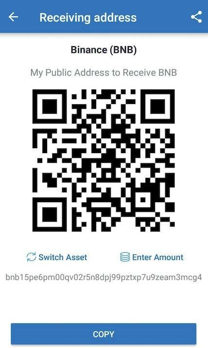 How to Withdraw on Binance
