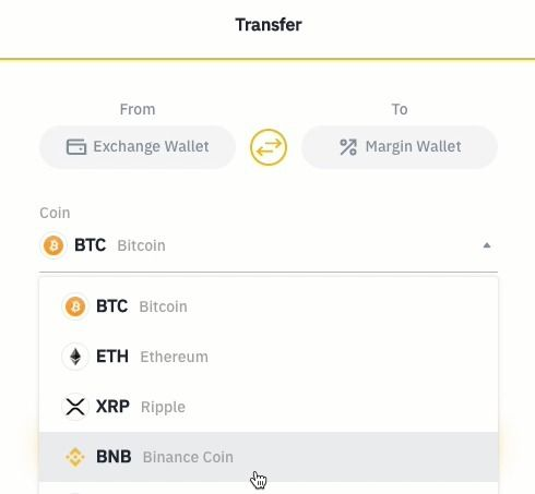 Guía de Margin trading de Binance