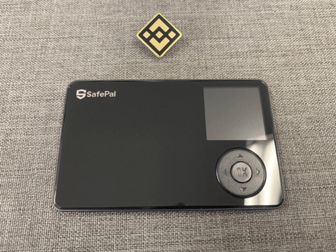 safepal s1 hardware wallet image