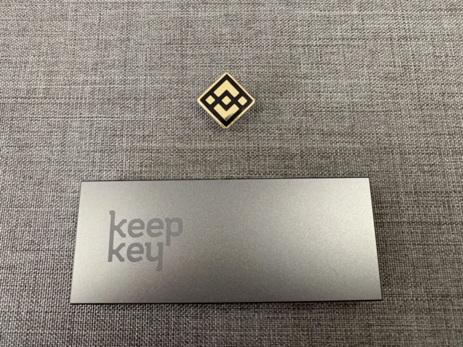 keepkey hardware wallet image