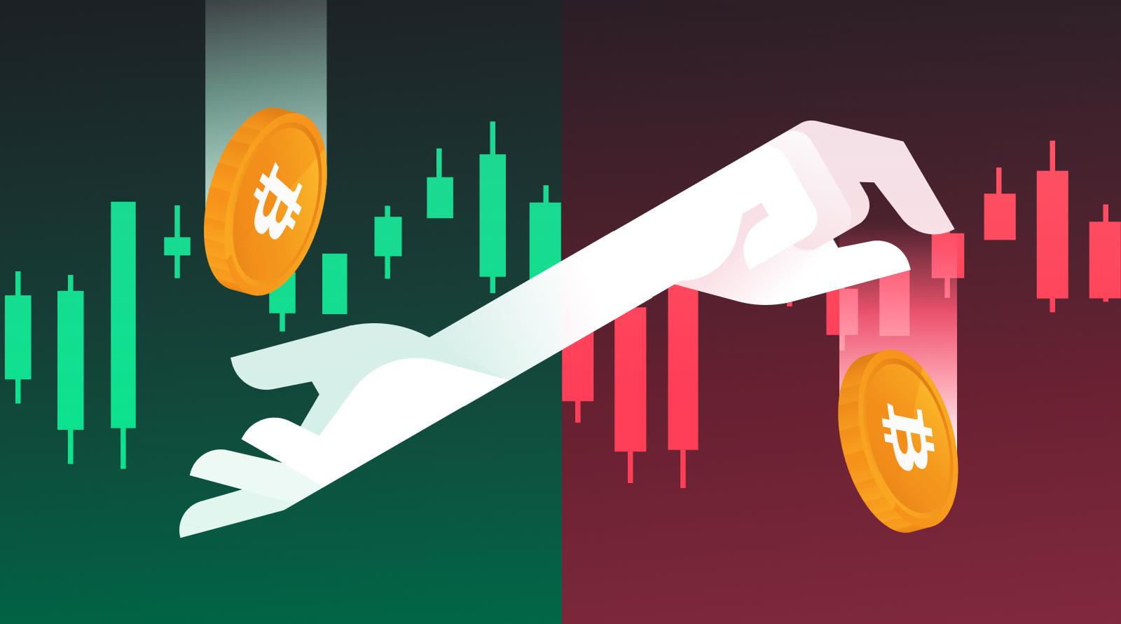 strumento di arbitraggio di cripto mercato dei derivati bitcoin
