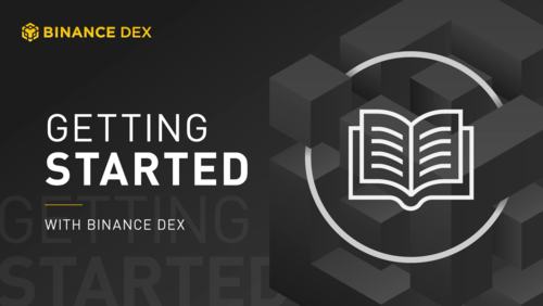 Binance DEX: Guia da Interface