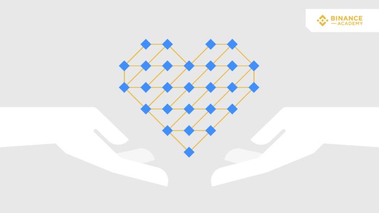 블록체인 활용 예시: 자선 단체