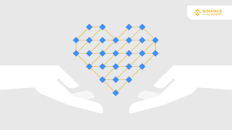 Kegunaan Blockchain: Kegiatan Amal