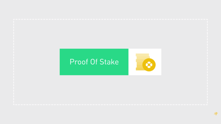 إثبات الحصّة (Proof of Stake)